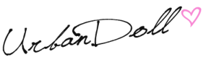 urbandoll signature