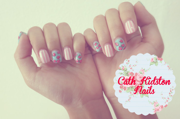 Cath kidston nails banner