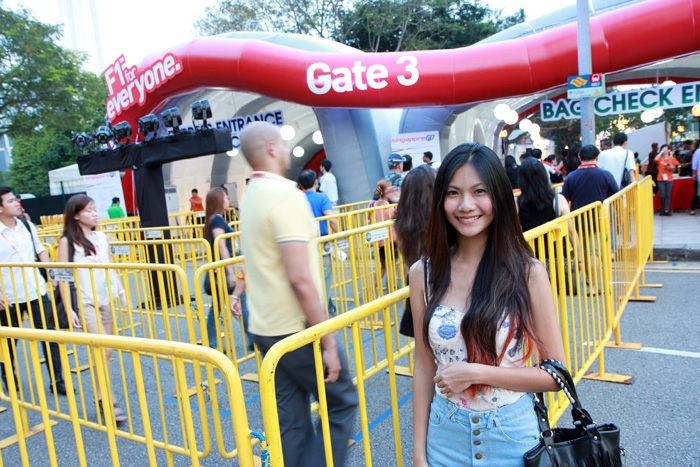 what to wear to f1 race singapore