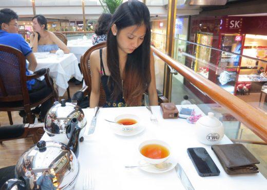 TWG Marina Bay Sands - 8