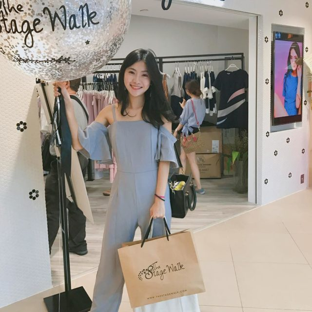 Spent my Sunday noon at thestagewalk flagship store located athellip