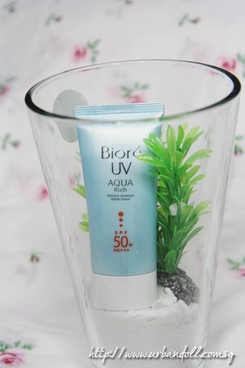 biore aqua rich - 2