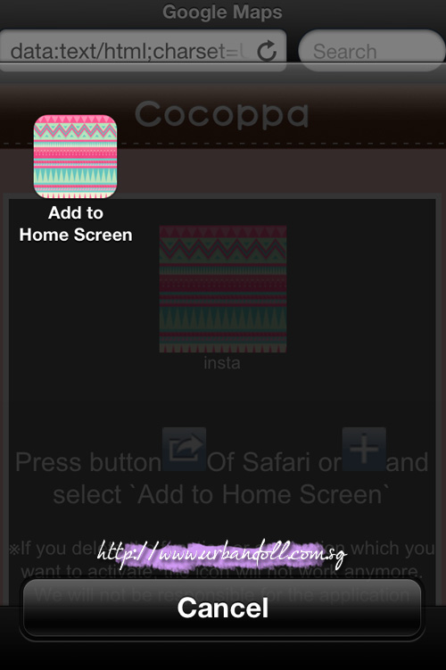 cocoppa-safari