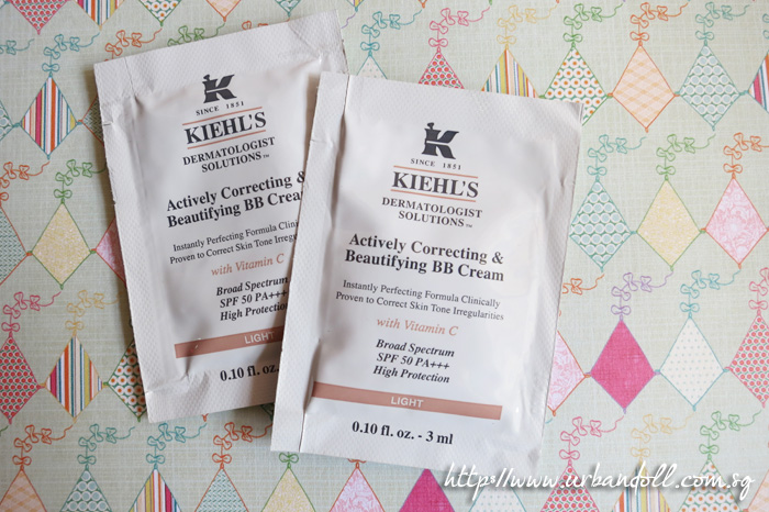 kiehls bb cream free sample