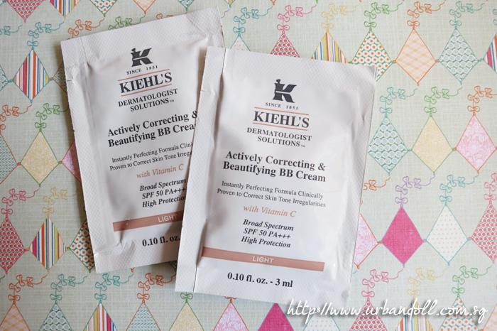 kiehls bb cream free sample