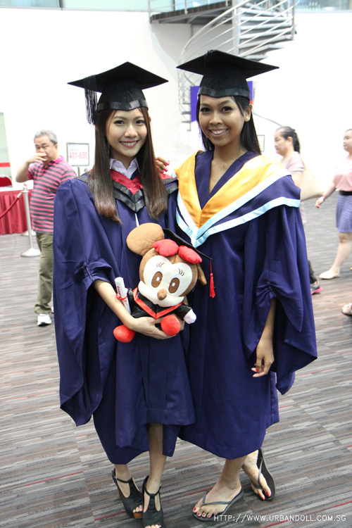 Ntu gown convocation how to wear images
