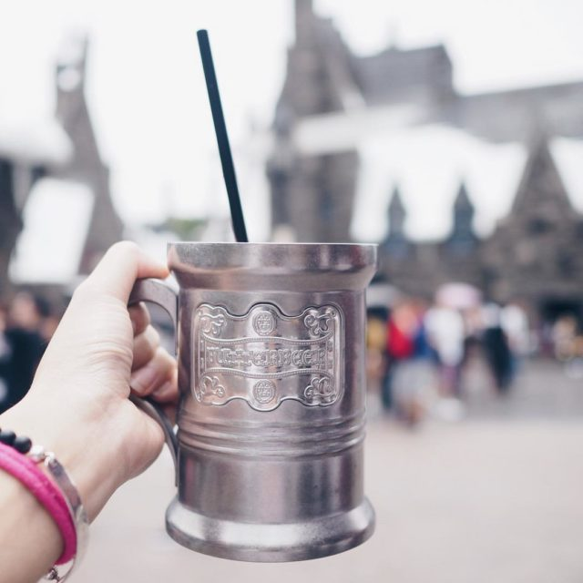 Weewww frozen butter beer