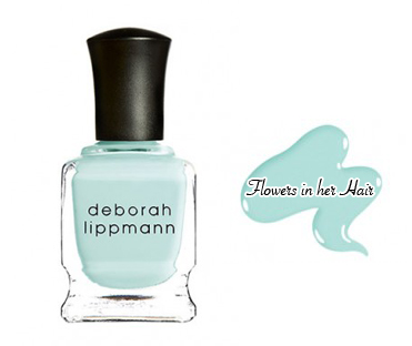 deborahlippmann-flowers in her hair