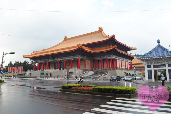 Taipei-Chiang Kai Shek Memorial-1