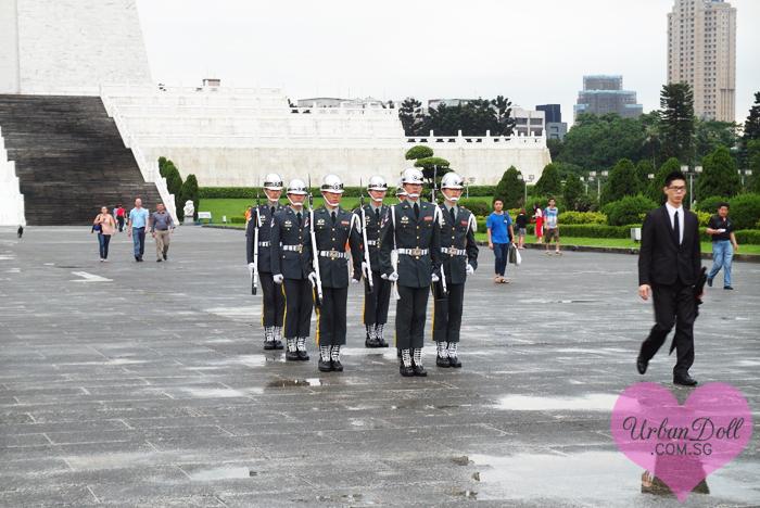 Taipei-Chiang Kai Shek Memorial-10