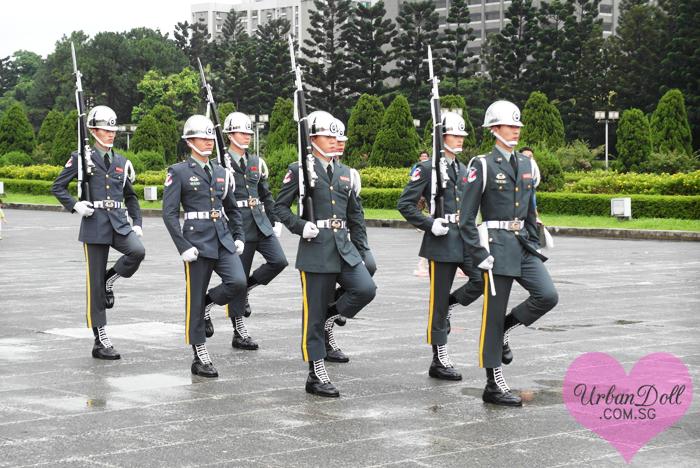 Taipei-Chiang Kai Shek Memorial-11