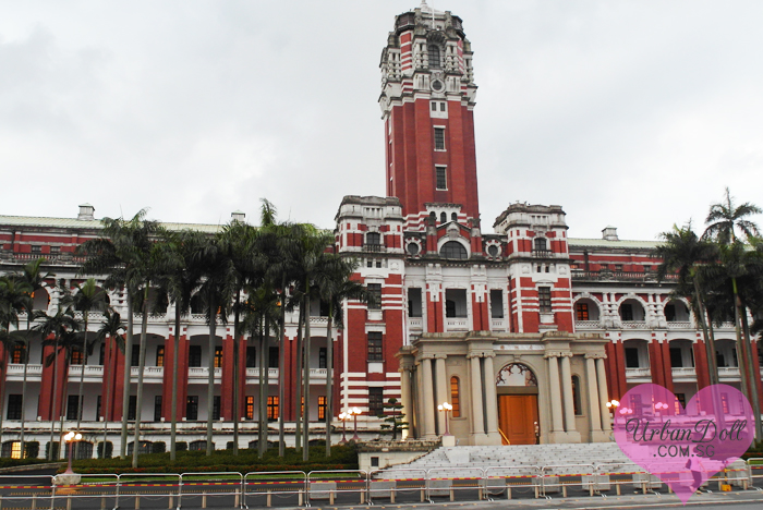 Taipei-Chiang Kai Shek Memorial-12