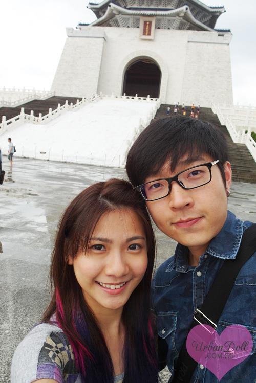 Taipei-Chiang Kai Shek Memorial-6