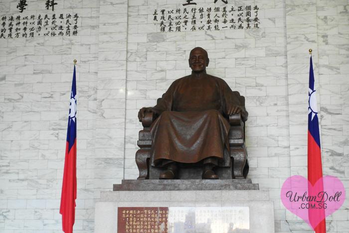 Taipei-Chiang Kai Shek Memorial-8