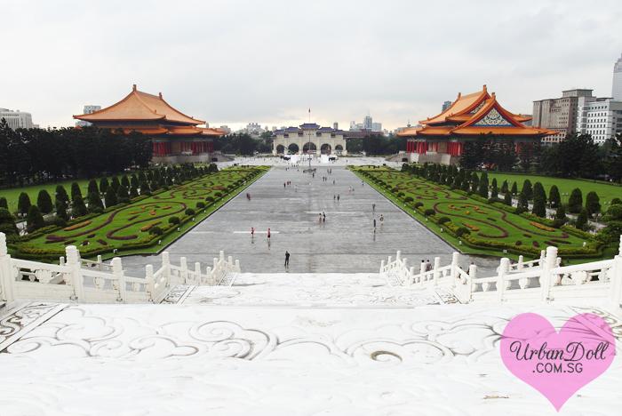 Taipei-Chiang Kai Shek Memorial-9