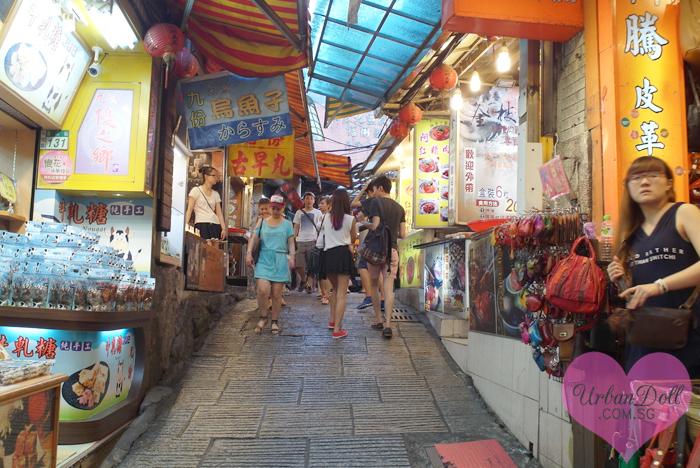 Taipei Jiu Fen - 4