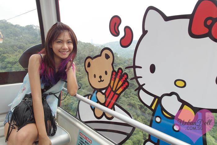 Taipei - Mao Kong Gondola -12