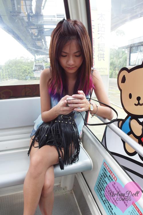 Taipei - Mao Kong Gondola -14