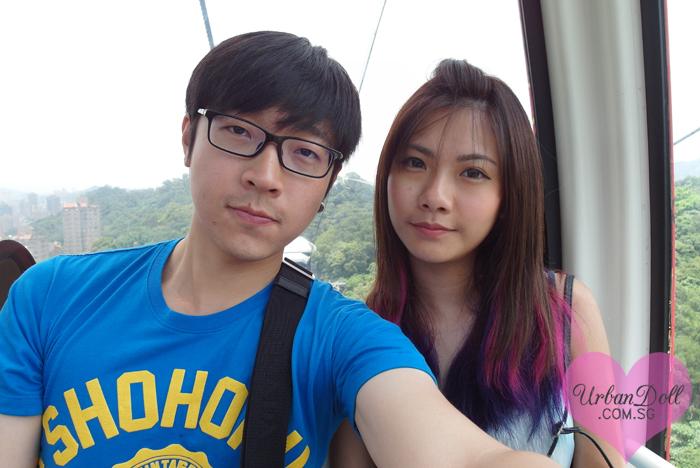 Taipei - Mao Kong Gondola -16