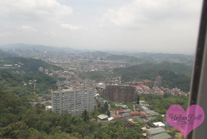 Taipei - Mao Kong Gondola -17
