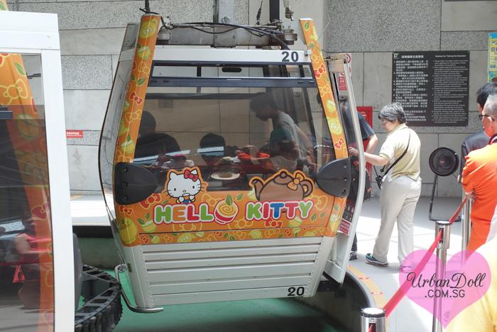 Taipei - Mao Kong Gondola -2