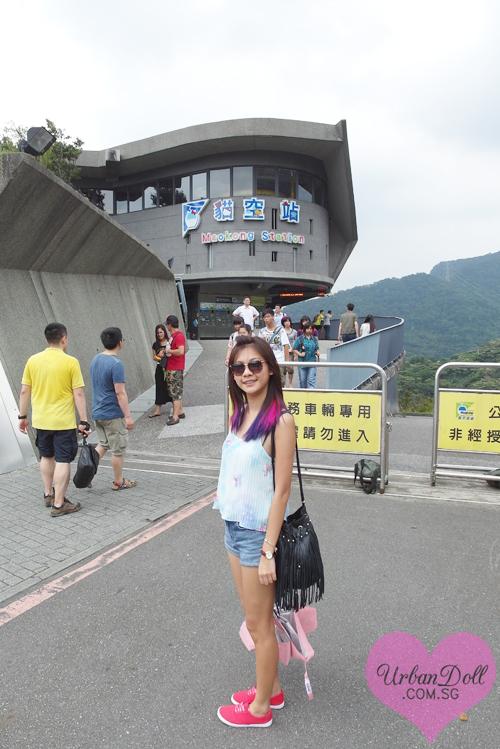 Taipei - Mao Kong Gondola -46