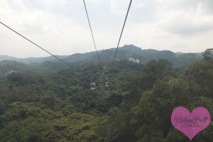 Taipei - Mao Kong Gondola -8