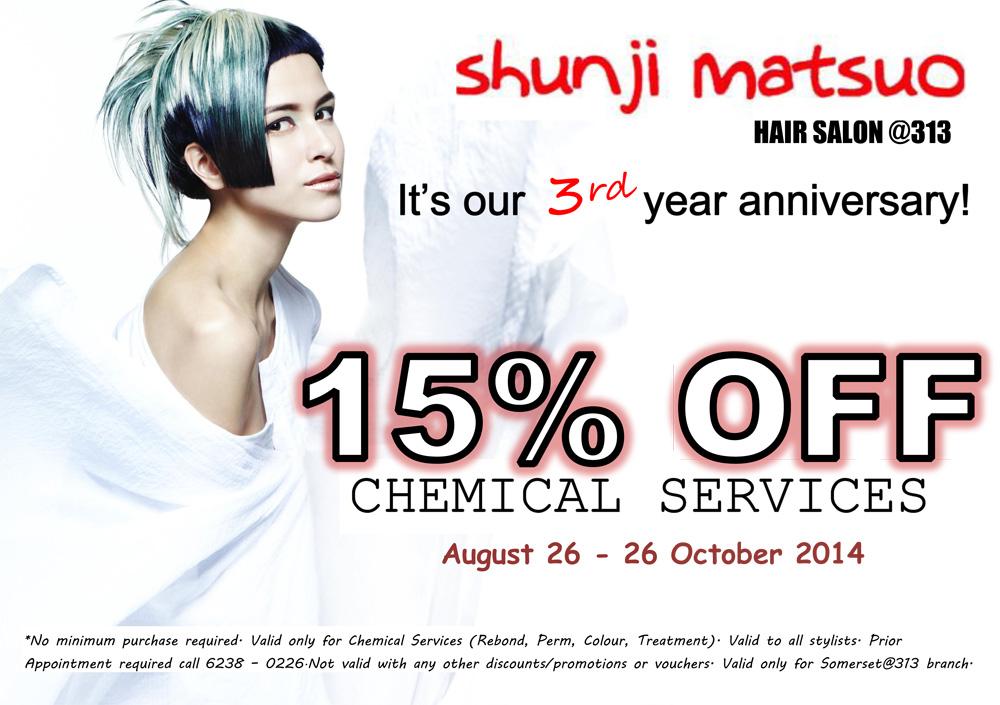 Shunji matuso anniversary