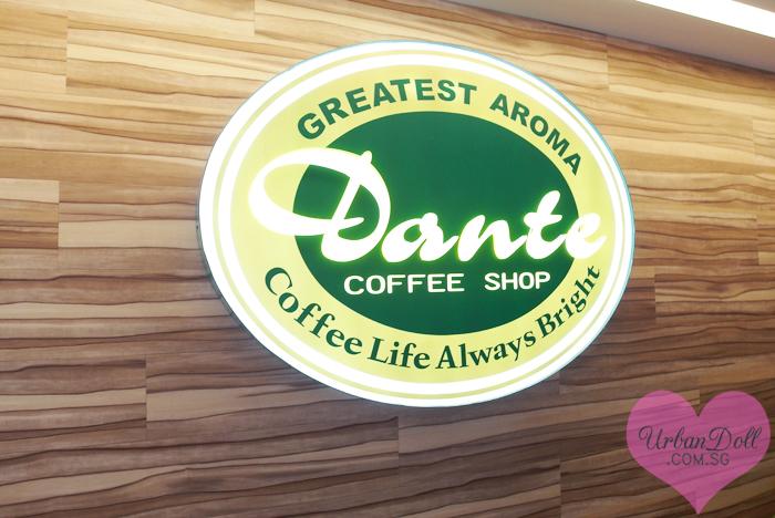 Taipei - Dante Cafe -1