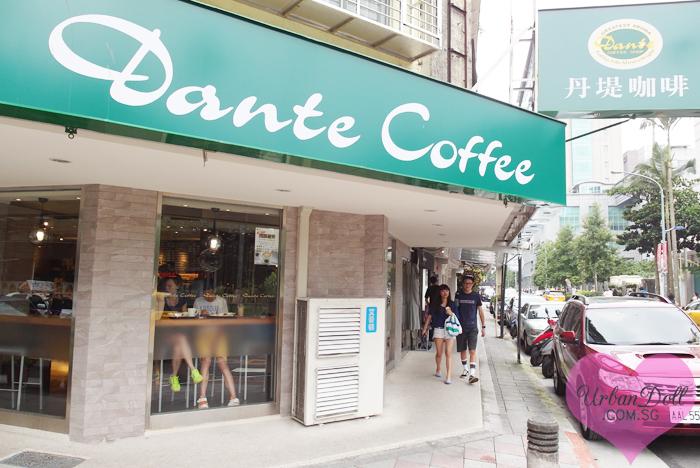 Taipei - Dante Cafe -2