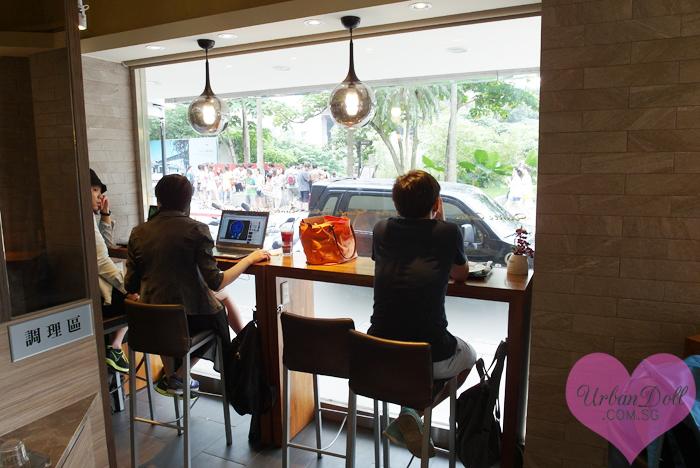 Taipei - Dante Cafe -5
