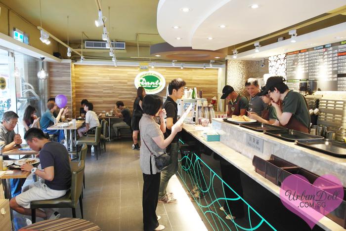Taipei - Dante Cafe -6