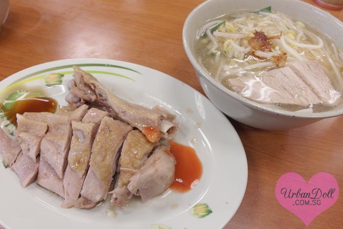 Taipei Day 5 - Goose meat-2