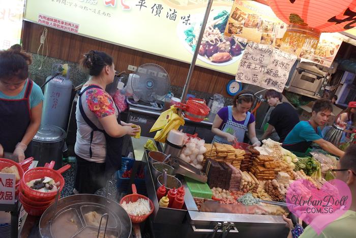 Taipei - Shi Da Market-6