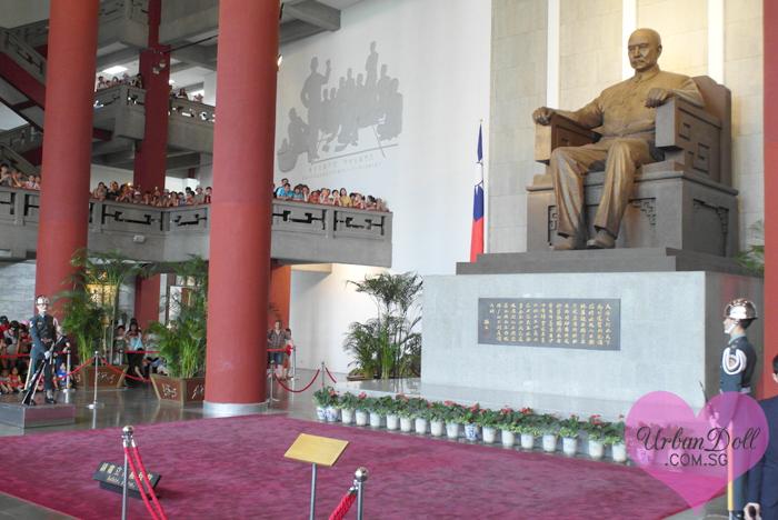 Taipei - Sun Yat Sen Memorial Hall-1