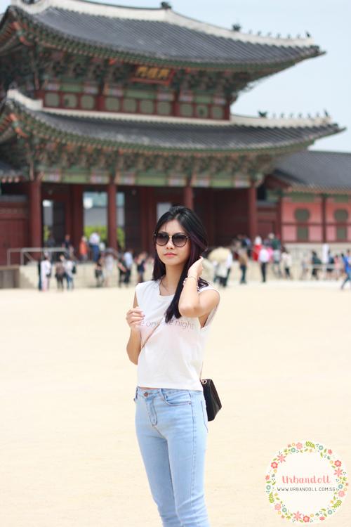 Gyeongbokgung Palace - 1