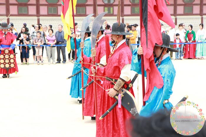 Gyeongbokgung Palace - 7