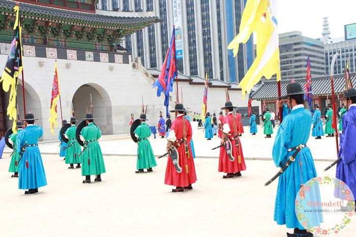 Gyeongbokgung Palace - 8