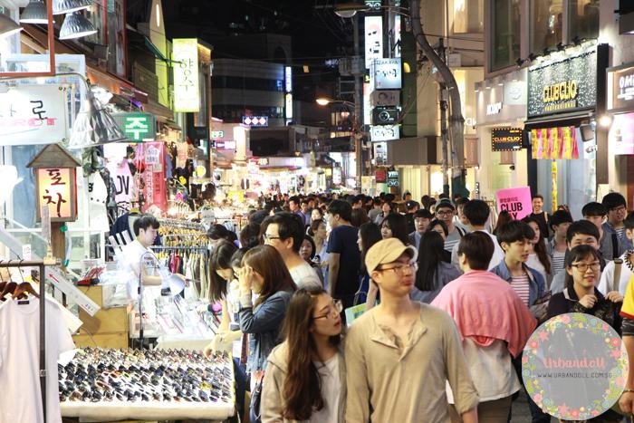 Hongdae -1