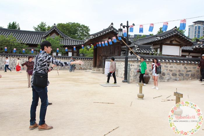 Namsan Hanok Village-8