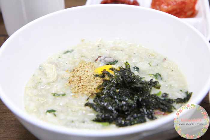 Korea Day 4 - Porridge 3