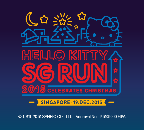 Hello Kitty Run 2015 Details