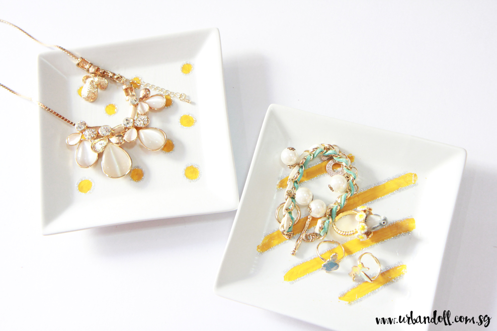 DIY Accessories Dish - 5