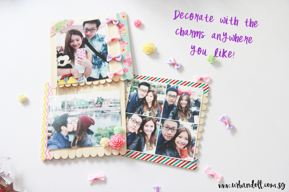 Washi Tape Photo Frame - 4