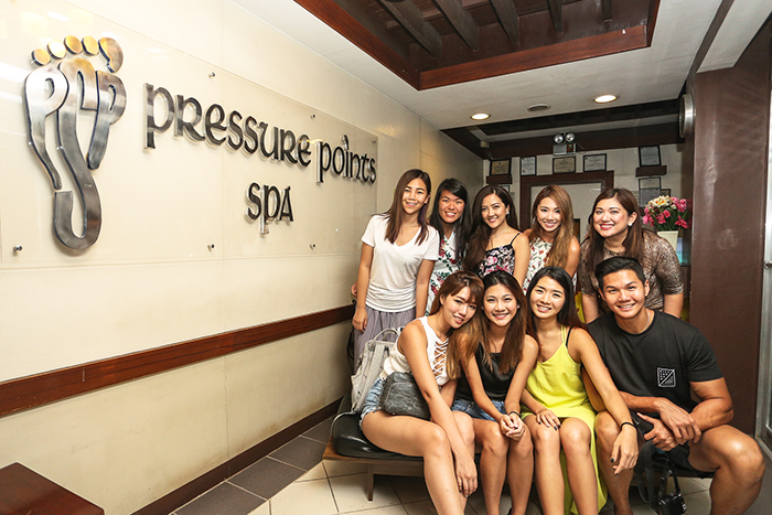 Davao Pressure Point Spa