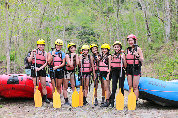 Davao White Water Rafting - 4
