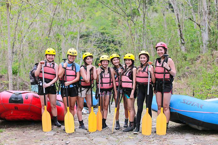Davao White Water Rafting - 4