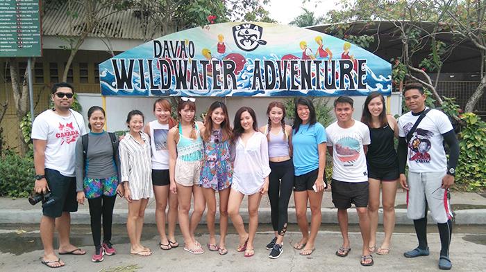 Davao White Water Rafting - 9