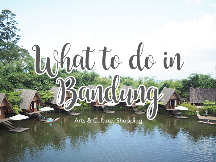 What To Do In Bandung Indonesia Itinerary Travel Blog